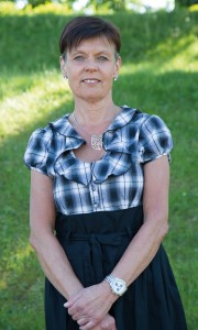 Yvonne Blücher